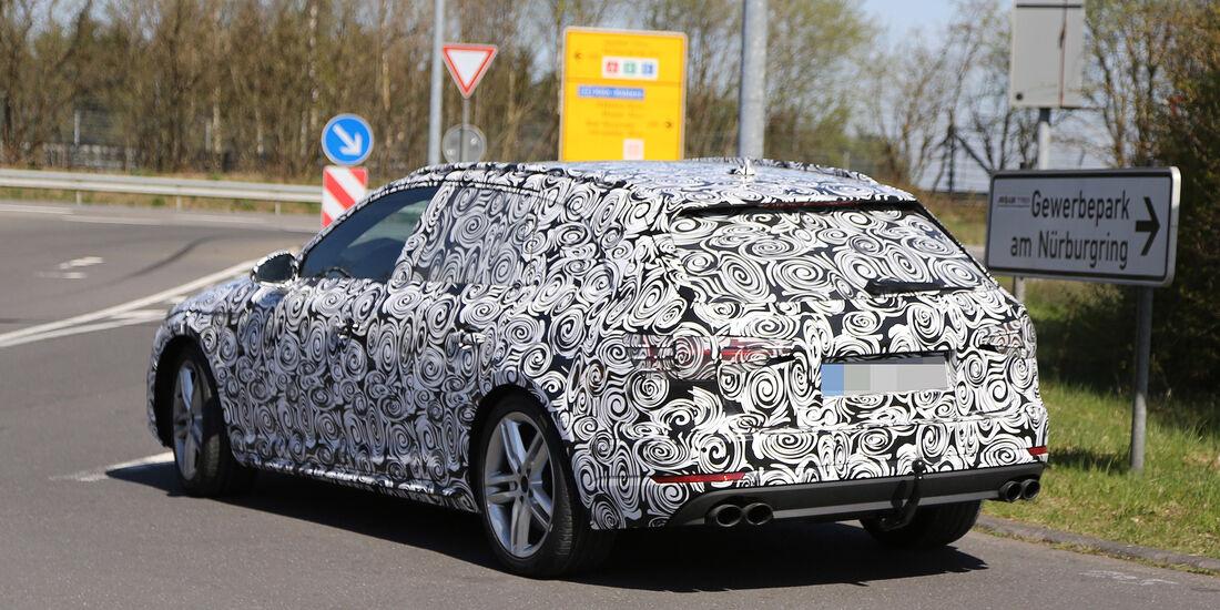 Erlkönig Audi S4 Avant