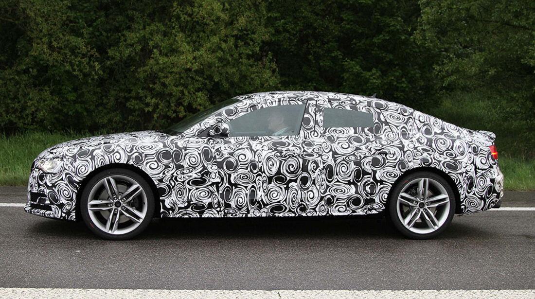 Erlkönig Audi S5
