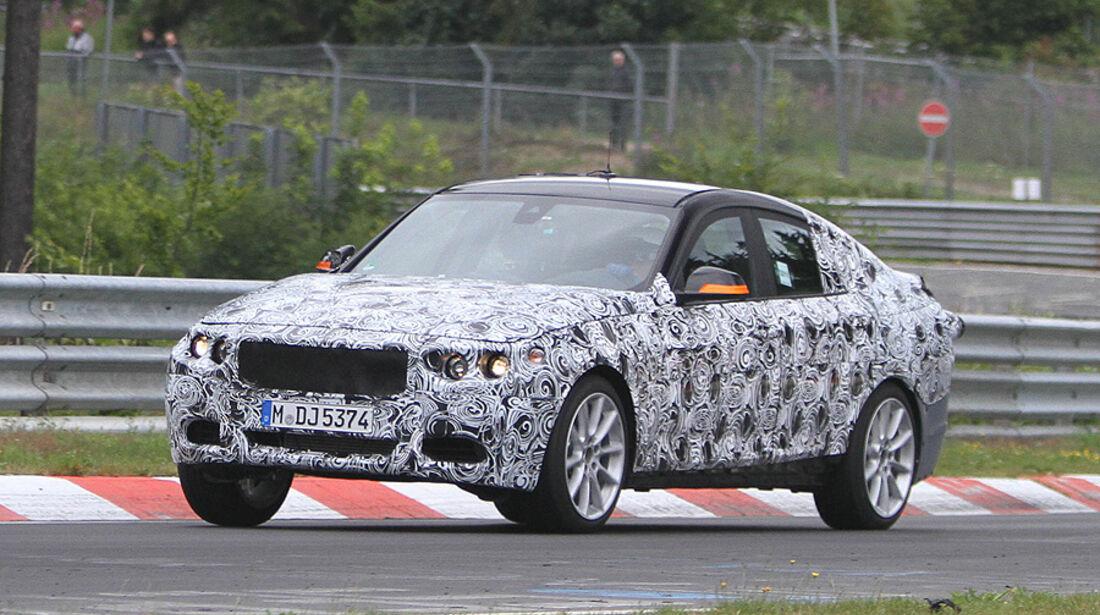 Erlkönig BMW 3er GT