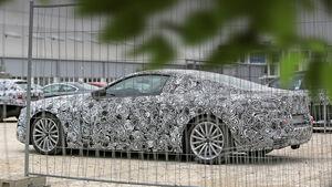 Erlkönig BMW 8er