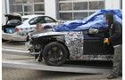 Erlkönig BMW M6 Coupé