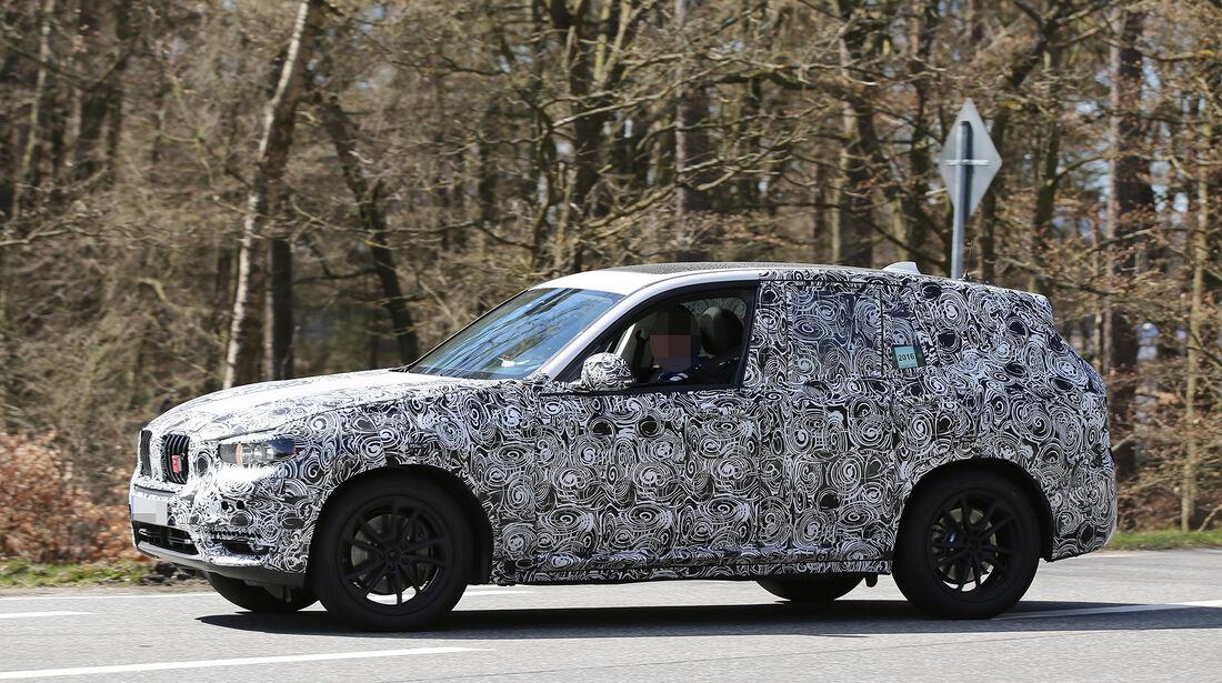 Erlkönig BMW X3