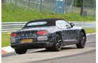 Erlkönig Bentley Continental GTC