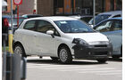 Erlkönig Fiat Punto Facelift