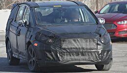 Erlkönig Ford S-Max