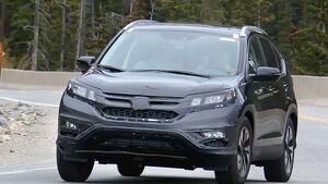 Erlkönig Honda CR-V