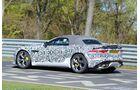 Erlkönig Jaguar F-Type R Cabrio