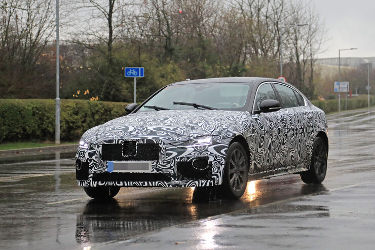 Neuer Jaguar Xe 2019 Preis Motor Daten Bilder Auto Motor Und