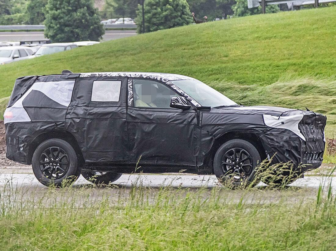 jeep grand cherokee 2021 suv auf neuer plattform  auto