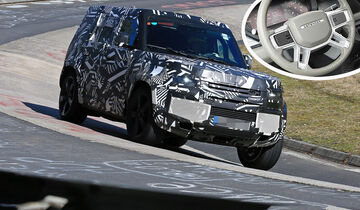 Jaguar Land Rover Neuheiten 2024 Bilder Infos Marktstart