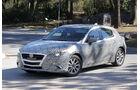 Erlkönig Mazda 3