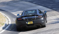 Erlkönig McLaren P13 Muletto