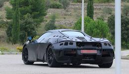 Erlkönig, McLaren P14