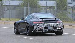 Erlkönig Mercedes-AMG GT