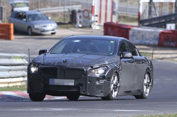 Erlkönig Mercedes CLC