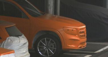 Erlkönig Mercedes GLB
