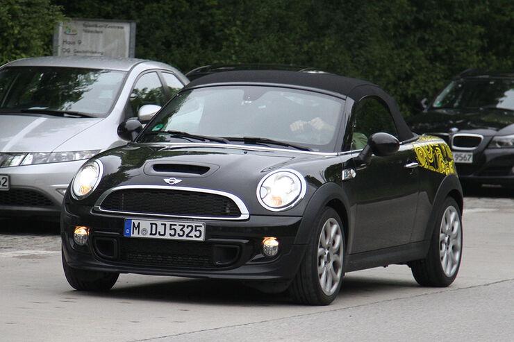 Erlkönig Mini Roadster