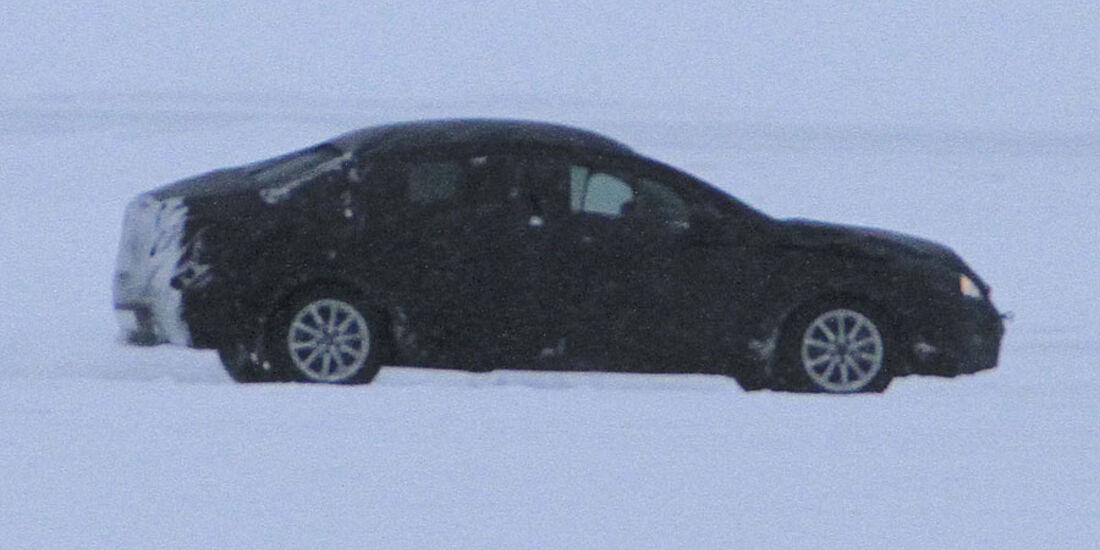 Erlkönig Peugeot 508