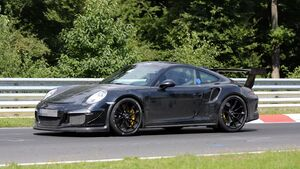 Erlkönig Porsche 911 GT3 RS