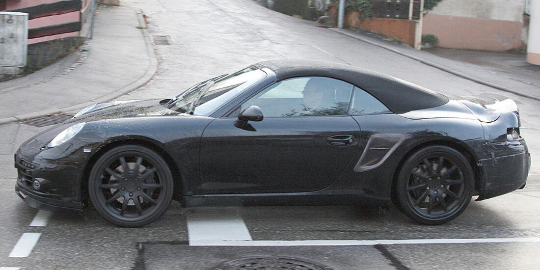 Erlkönig Porsche 991