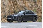 Erlkönig Porsche Macan