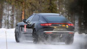 Erlkönig Porsche Mission-E
