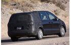 Erlkönig VW Sharan