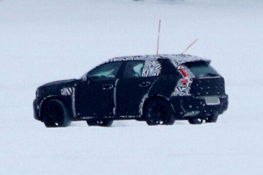 Erlkönig Volvo  XC40