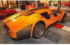 Essen Motor Show 2010, Designstudien, Sbarro Autobau