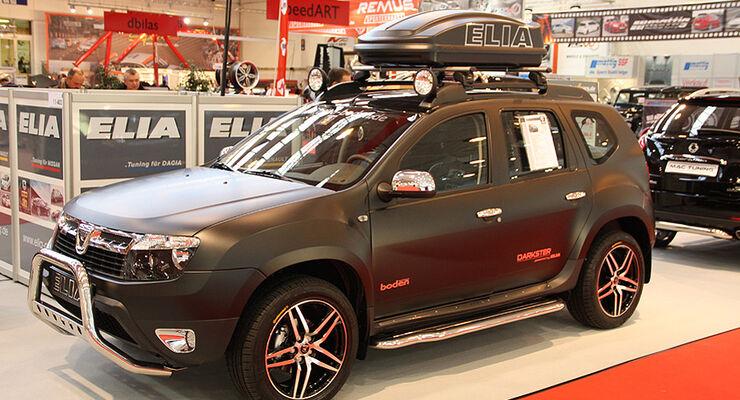 Essen Motor Show 2011, Elia-Dacia-Darkster