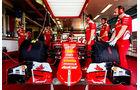 Esteban Gutierrez - Ferrari - Pirelli-Reifentest 2017