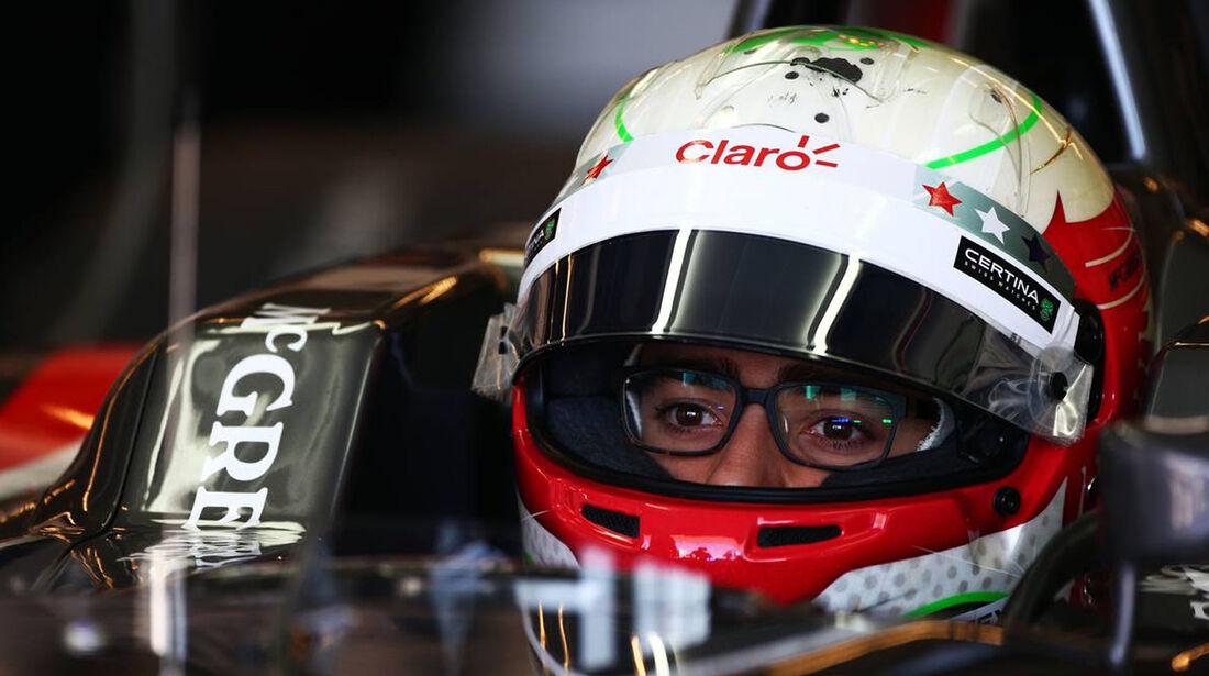 Esteban Gutierrez - Formel 1 - GP USA - 1. November 2014
