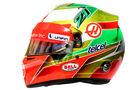 Esteban Gutierrez - Formel 1 - Helm - 2016