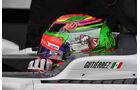Esteban Gutierrez - HaasF1 - Formel 1 - GP Mexiko - 28. Oktober 2016