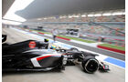 Esteban Gutierrez - Sauber - Formel 1 - GP Indien - 25. Oktober 2013