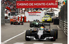 Esteban Gutierrez - Sauber - Formel 1 - GP Monaco - 22. Mai 2014