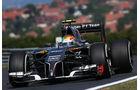Esteban Gutierrez - Sauber - Formel 1 - GP Ungarn - 25. Juli 2014