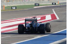 Esteban Gutierrez - Sauber - Formel 1 - Test - Bahrain - 21. Februar 2014
