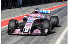 Esteban Ocon - Force India - F1-Test - Barcelona - Tag 5 - 6. März 2018