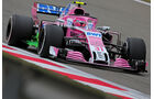 Esteban Ocon - Force India - Formel 1 - GP China - Shanghai - 13. April 2017