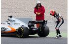 Esteban Ocon - Force India - Formel 1 - Test - Barcelona - 28. Februar 2017