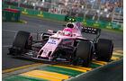 Esteban Ocon - Force India - GP Australien - Melbourne - 25. März 2017