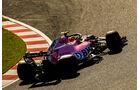 Esteban Ocon - Force India - GP Japan 2018 - Suzuka - Rennen