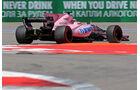 Esteban Ocon - Force India - GP Russland - Sotschi  - Formel 1 - 28. April 2017