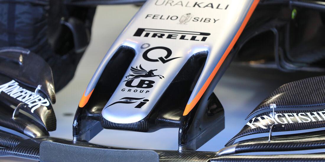 Esteban Ocon - HaasF1 - Formel 1 - Test - Barcelona - 7. März 2017