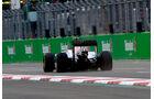 Esteban Ocon - Manor - Formel 1 - GP Mexiko - 28. Oktober 2016