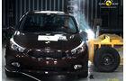 EuroNCAP-Crahtest Kia Cee'd Side