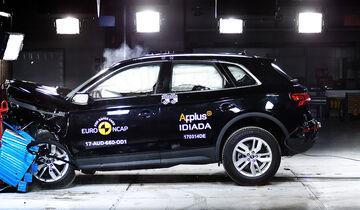 EuroNCAP Crashtest 2017 Audi Q5