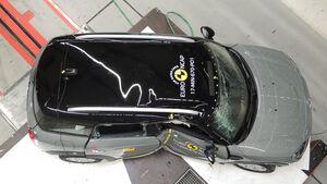EuroNCAP-Crashtest 2017 Mini Countryman