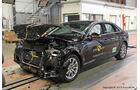 EuroNCAP-Crashtest Audi A4